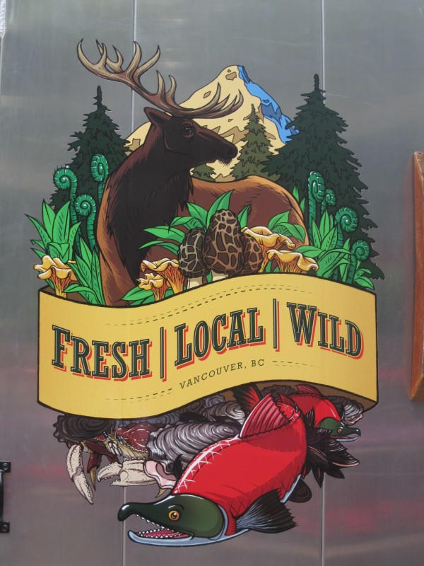 Fresh Local Wild logo