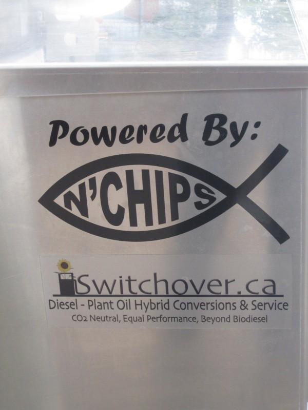 Powered by Fish n' Chips