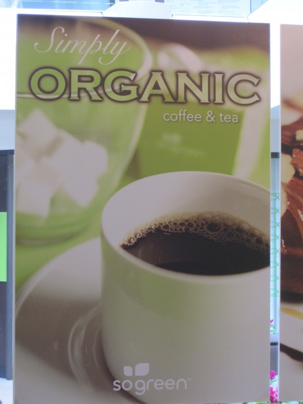Organic coffee San Francisco