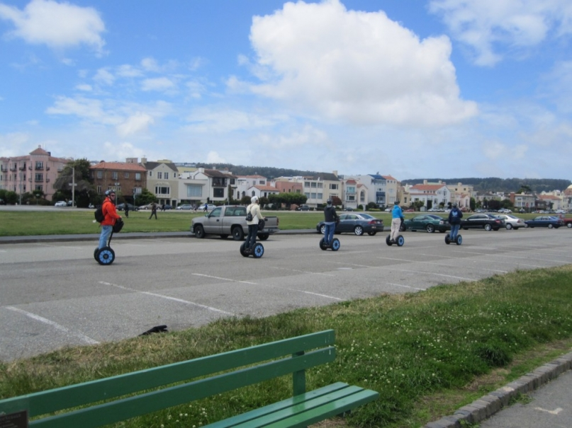 Segways San Francisco