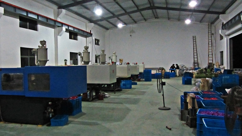 Rubber plastic factory China